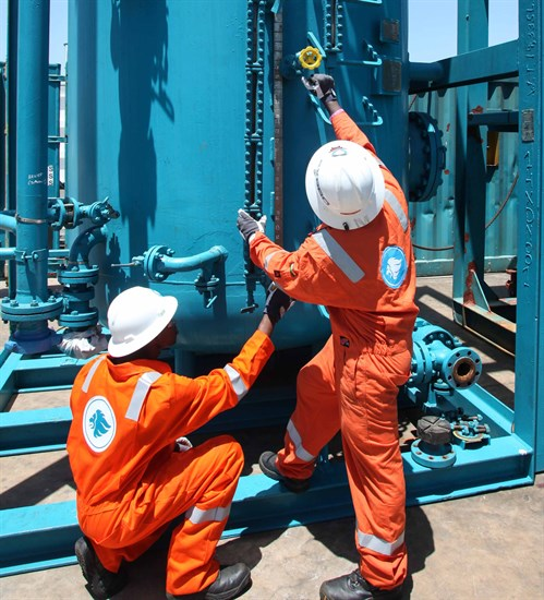 EXPRO WINS SECOND ENI SAFETY AWARD